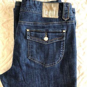 Michael Kors, Straight Leg Jeans, EUC Size 12